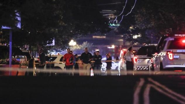 Image result for shooting at Dayton's Bar