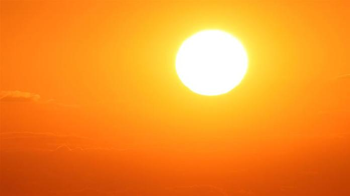 The last five years are set to be the hottest ever recorded. [Fabrizio Bensch/Reuters]