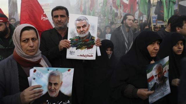 What's behind the Qassem Soleimani assassination?   Start Here