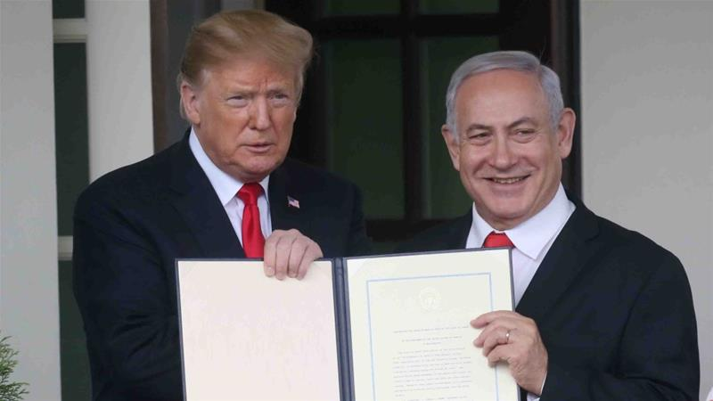 Trump's Peace Plan May Polarise Middle East: Palestinians