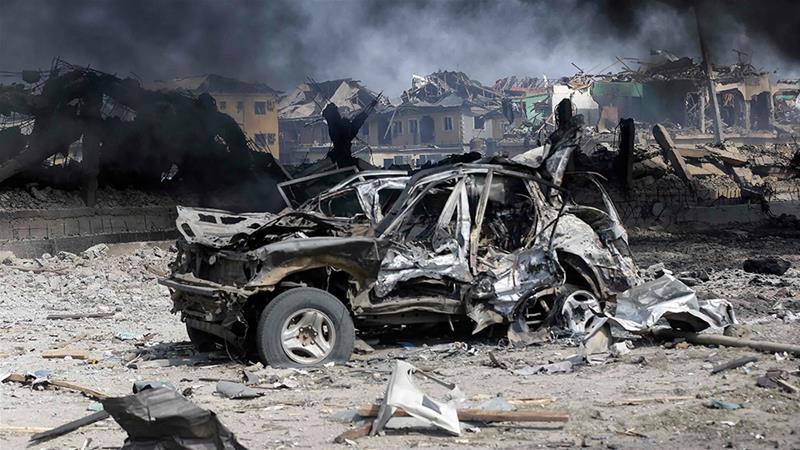 Nigeria gas explosion: 17 dead, rescue efforts under way