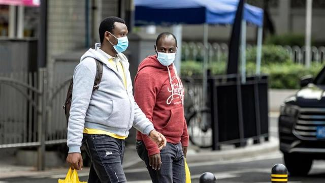 African nationals 'mistreated, evicted' in China over coronavirus ...
