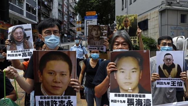 Will international pressure improve human rights in China?