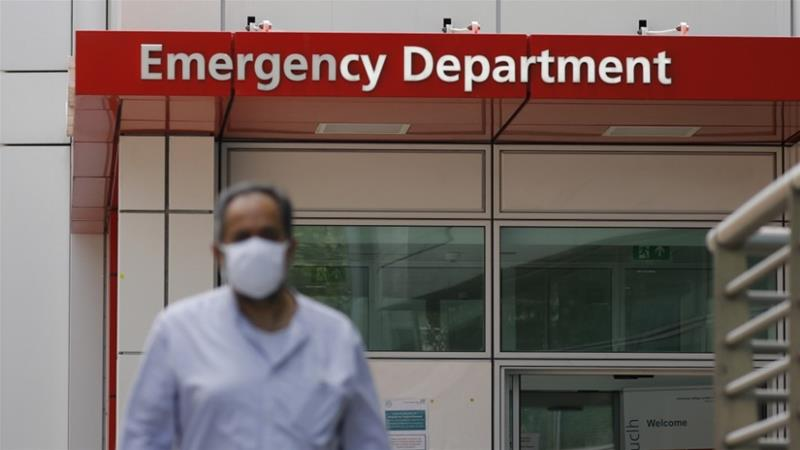 There are currently a number of treatments available for patients hospitalised with COVID-19 [File: Tolga Akmen/AFP]