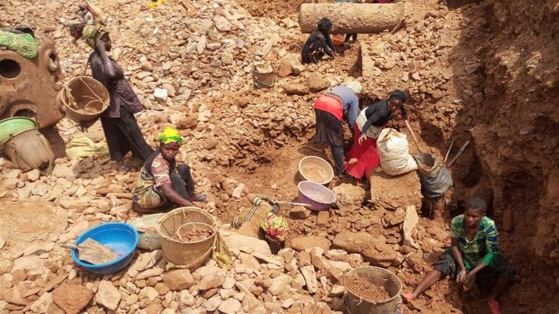 50 killed in DR Congo mine collapse