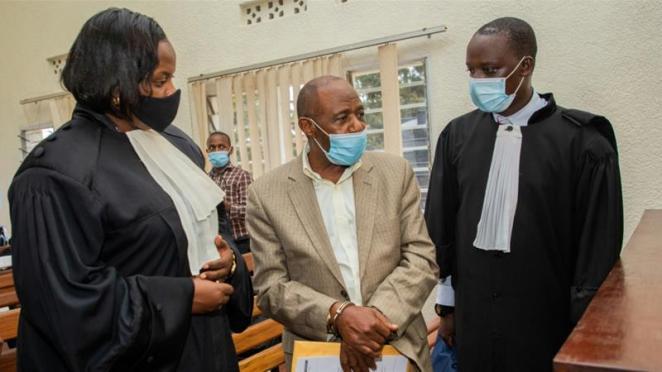 Paul Rusesabagina of Hotel Rwanda film denied bail   Rwanda News   Al Jazeera