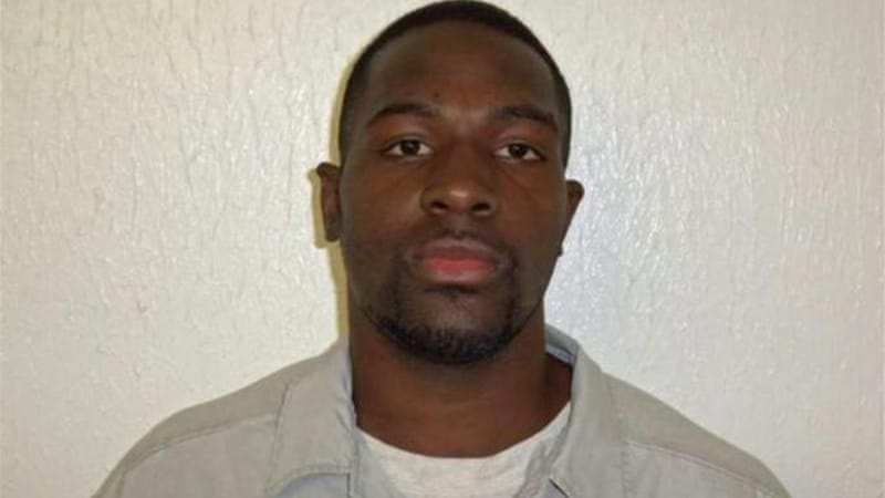 Alton Nolen allegedly beheaded a woman at a foods distribution plant in Oklahoma [EPA]