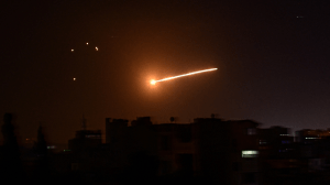 Syrian anti-aircraft missile lands near Israeli nuclear site |  News from the Middle East