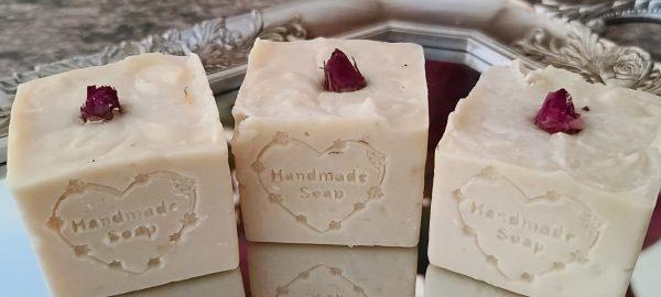 Sweet Musk Castille Soap