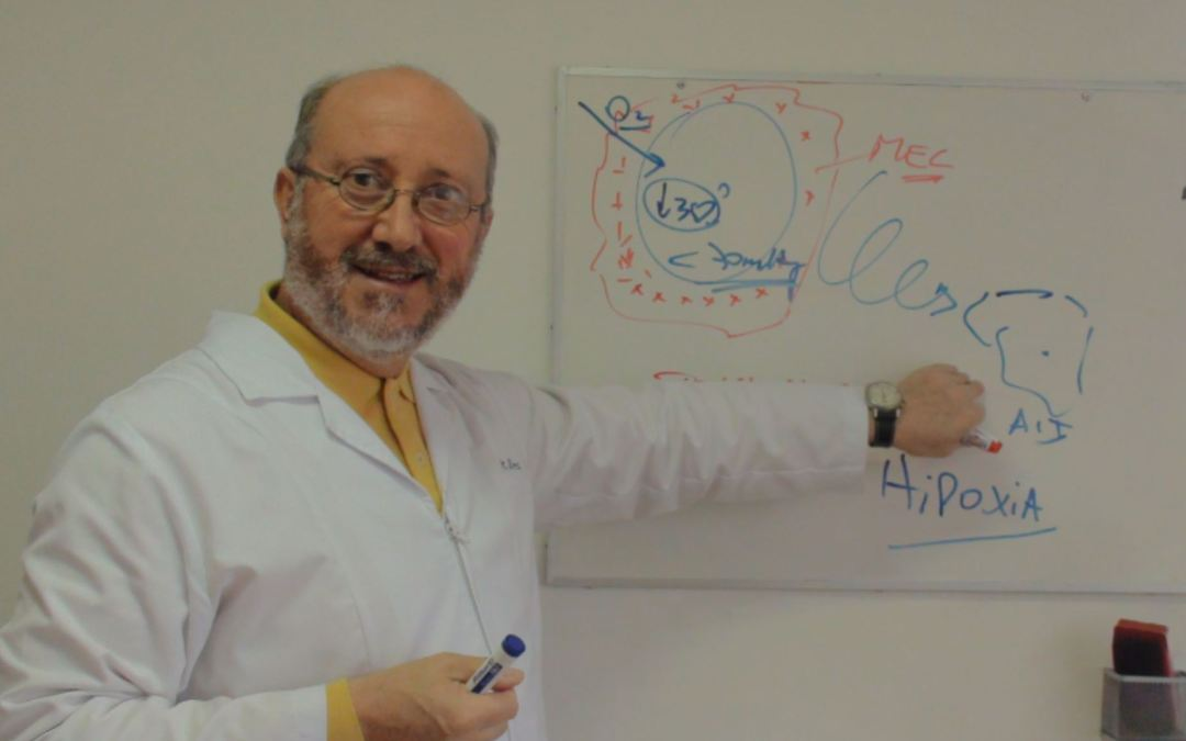 El cancer es reversible, por el doctor Alejandro Stevens
