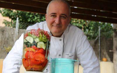 Quim Muns, cocinero, creador del blog phideal.com y experto en nutrición nos cuenta un poco acerca de la dieta alcalina.