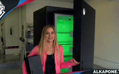 El meme se vuelve realidad: Xbox Series X se volvió un refrigerador
