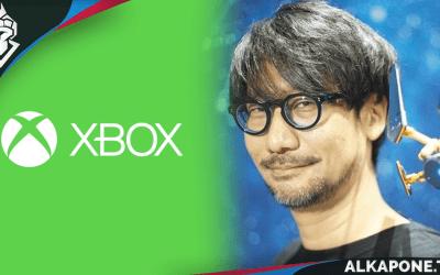Kojima estaría en conversaciones con Microsoft para su próximo juego
