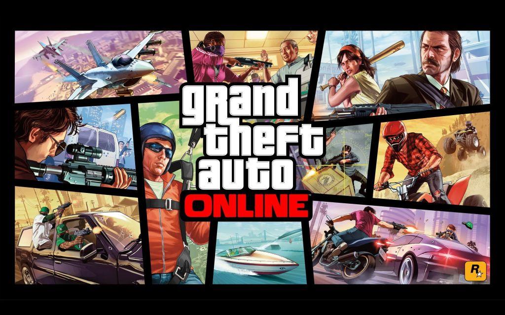 Servidores de GTA Online