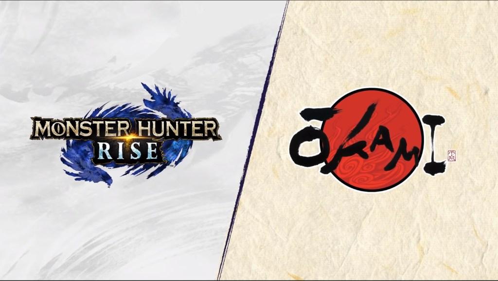 Monster Hunter Rise.