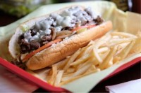 1 – philly steak