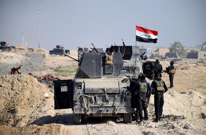الجيش العراقي في الرمادي