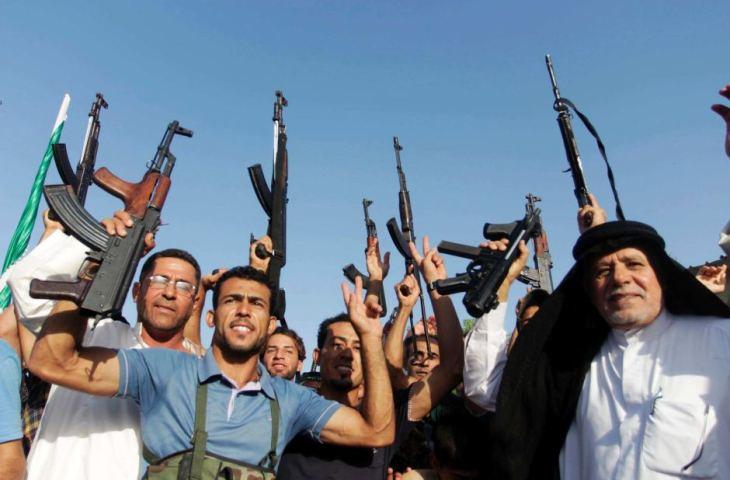 البصرة مدينة يحكمها السلاح
