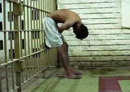 سجين عراقي