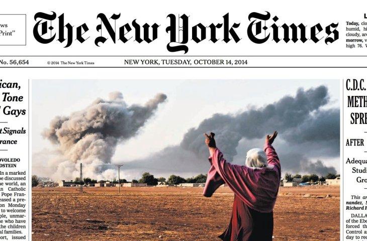 نيويورك تايمز