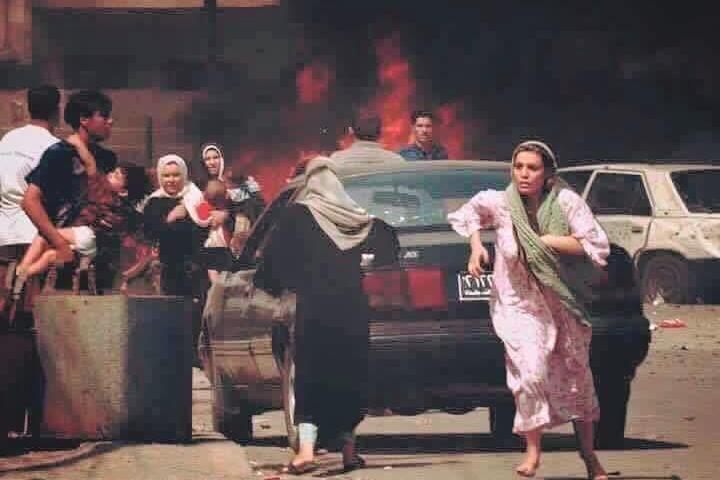 تفجير مدينة الصدر