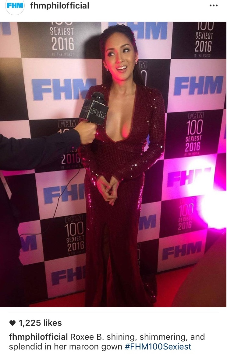 FHM 2016 Sexiest Women in the Victory Party11