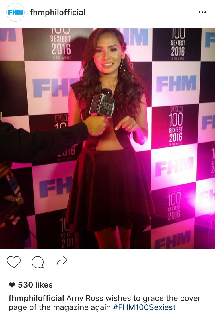 FHM 2016 Sexiest Women in the Victory Party12