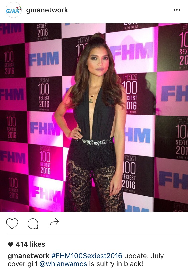 FHM 2016 Sexiest Women in the Victory Party15