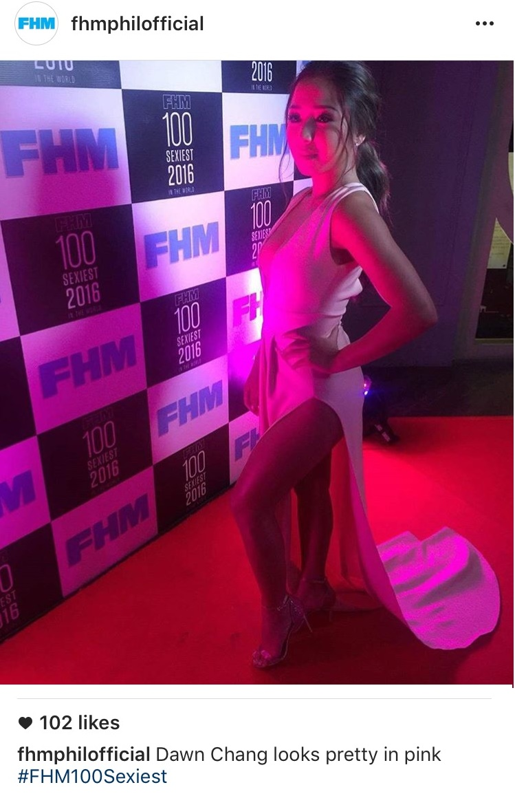 FHM 2016 Sexiest Women in the Victory Party9