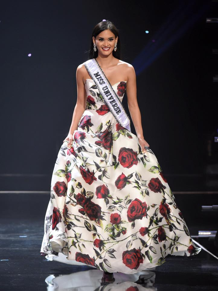 Photo from Facebook: Miss Universe
