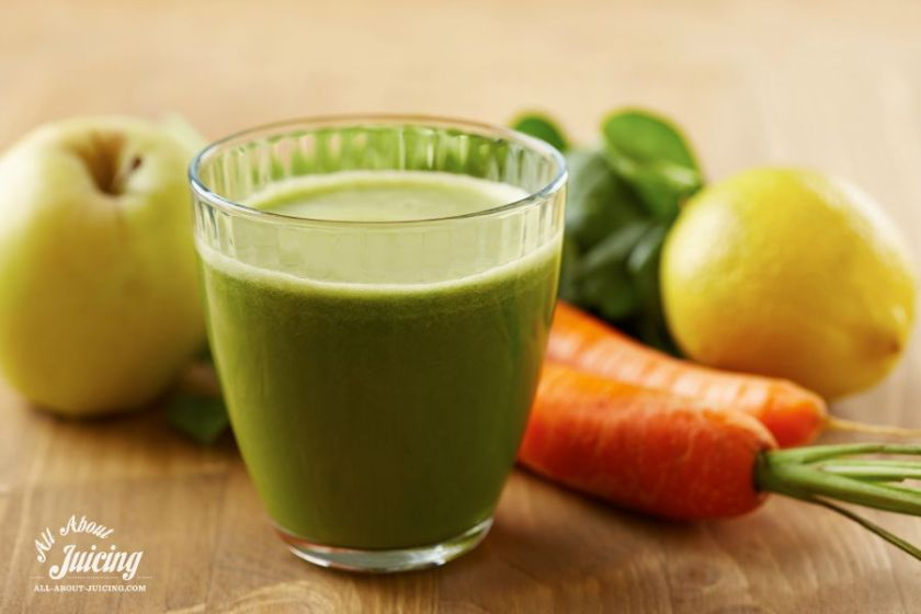 benefits of green juice