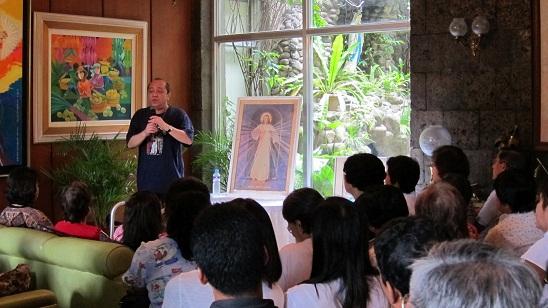 Stanley Villavicencio  Le christ Miséricordieux. Stanley-villavicencio-interview