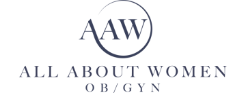 All About Women OB/GYN Logo