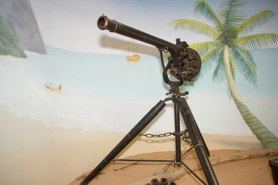 Puckle Gun replica