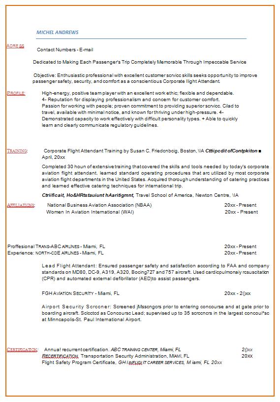 contoh resume cabin crew copywriteropenings web fc2