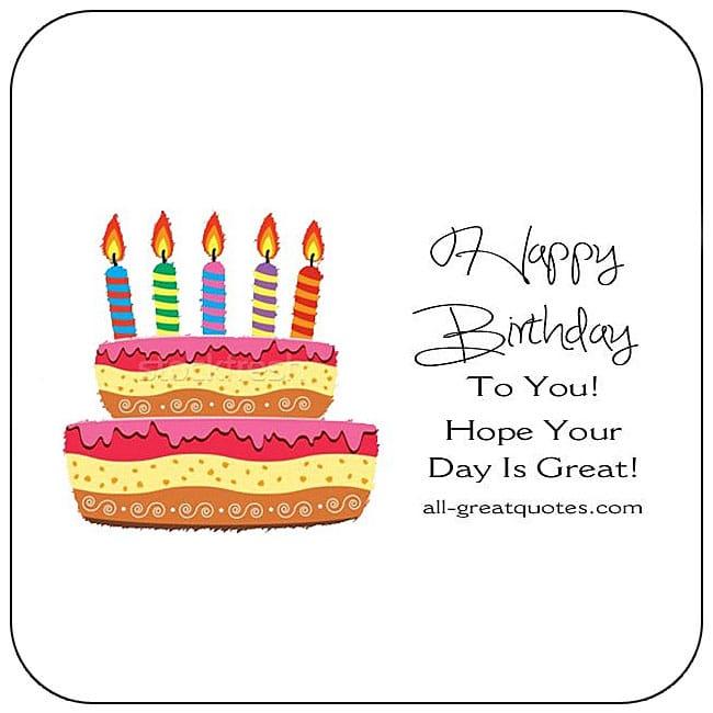 Facebook Birthday Free Cards