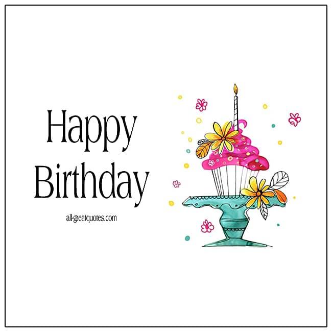 Happy Birthday Free Online Birthday Cards