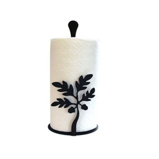 Acorn Paper Towel Holder