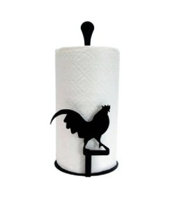 Rooster Paper Towel