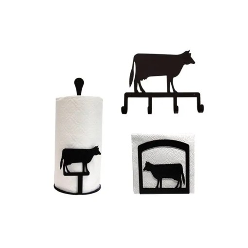 Cow Kitchen Decor
