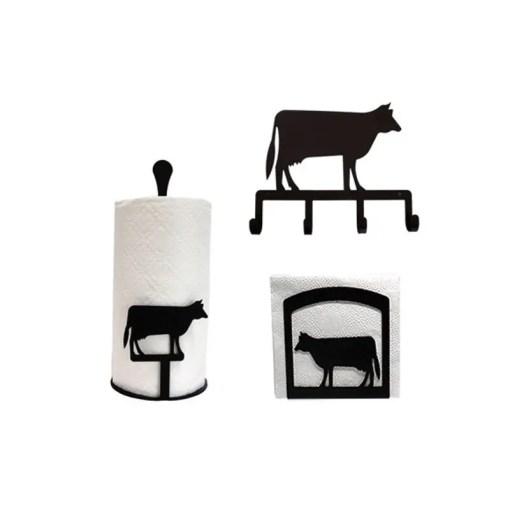 Cow Kitchen Decor