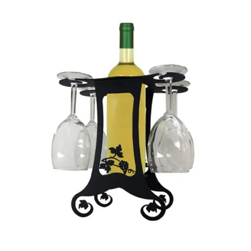 Grapevine Wine Server Caddy