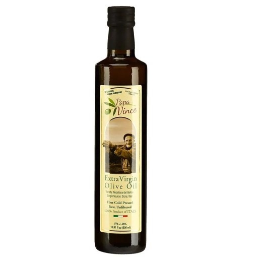 papa vince olive oil