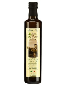 papa vince olive oil