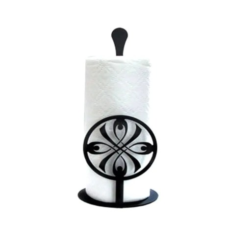 Bow Paper Towel Holder
