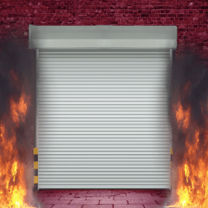 Rolling Steel - Fire Rated Non-Insulated Service Doors