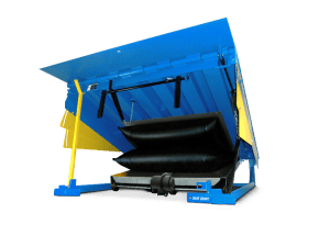 All-Rite Leveler - AirBag Dock Leveler