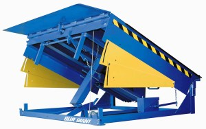 Blue Giant I-Beam Dock Leveler