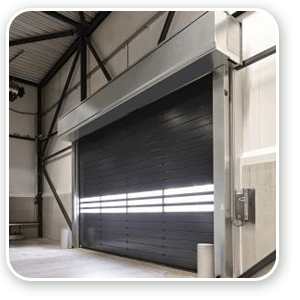 Exterior high speed door HORMANN SG5000 U 42