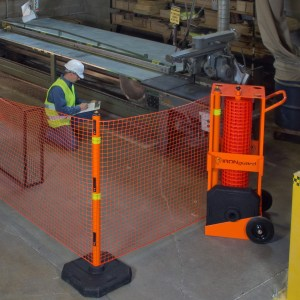 Iron Guard (Indoor) Portable Barrier System- Indoor Portable Barrier Systems